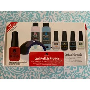 Other - Red Carpet Manicure-**Professional UV LIGHT ONLY**